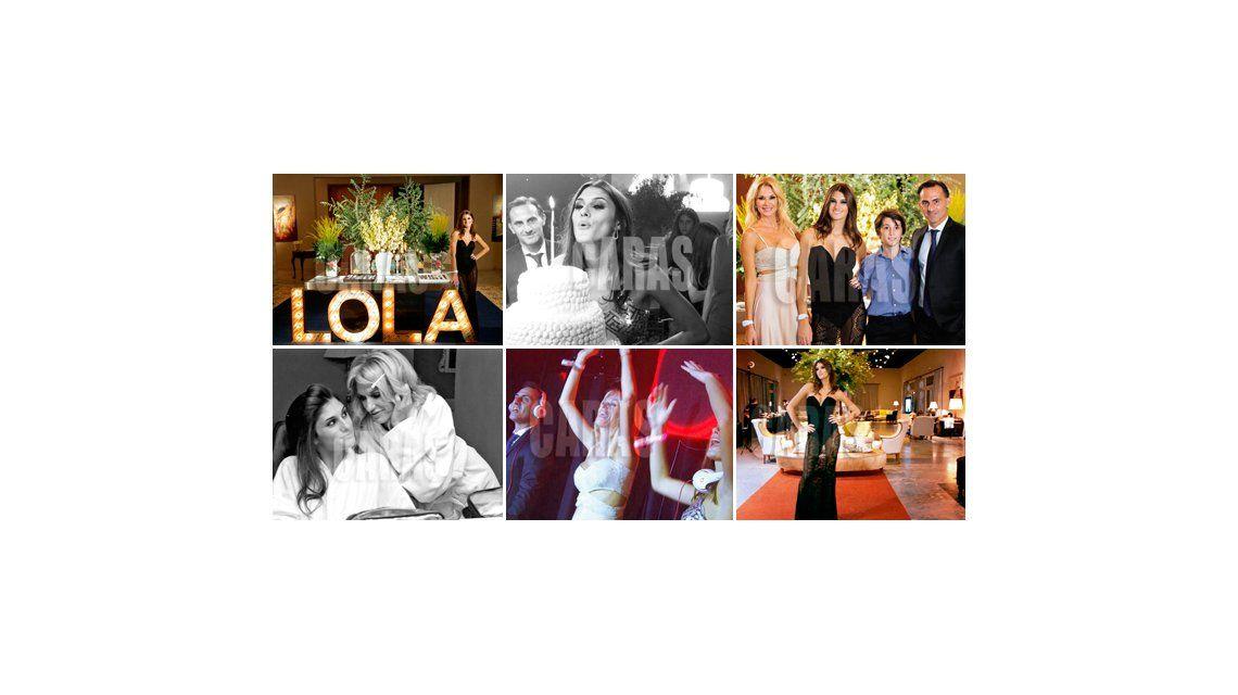 La intimidad de la fiesta de 15 de la hija de Yanina y Diego Latorre: Lola me emociona