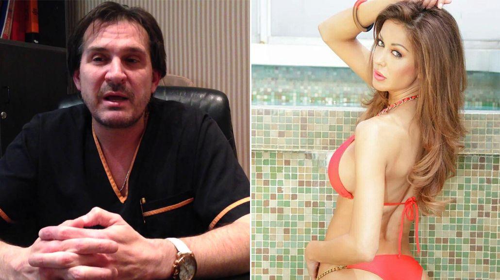 Se filtraron los chats secretos entre Pamela Sosa y Aníbal Lotocki
