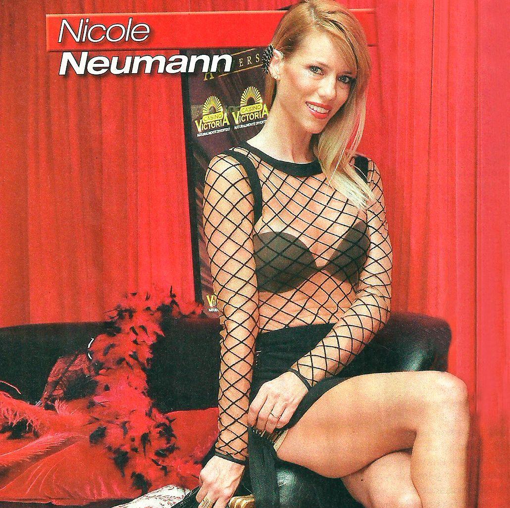 Las armas de seducción de Nicole Neumann: A Cubero le mando fotos por el celu para ratonearlo