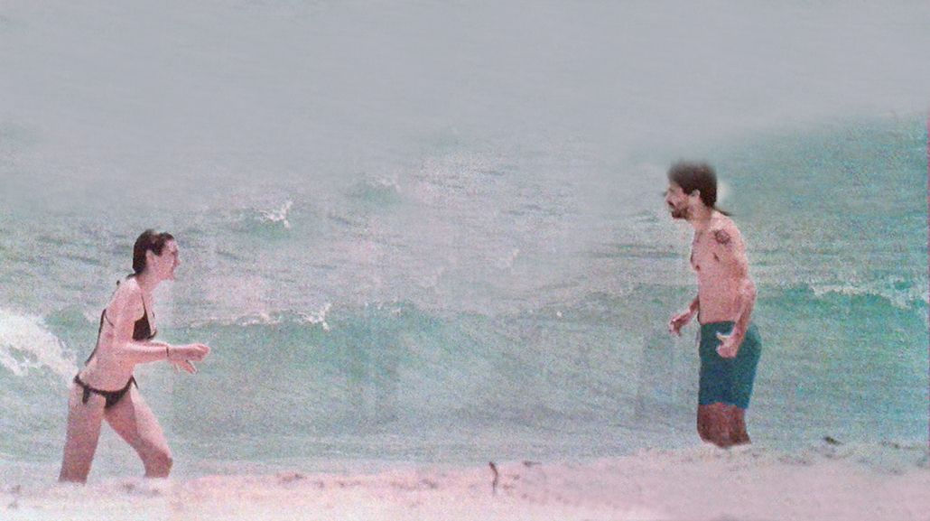 Nacho Viale se reencontró con Lucía Pedraza en Miami: playa y mimos