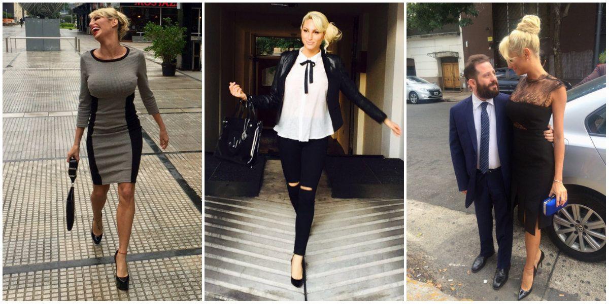 Vicky Xipolitakis, de bomba sensual a ejecutiva: mirá sus nuevos (y costosos) looks