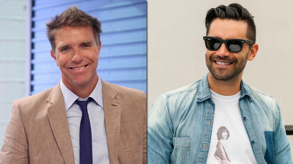 Alejandro Fantino se burló de Gonzalo Heredia: la respuesta del actor en Twitter