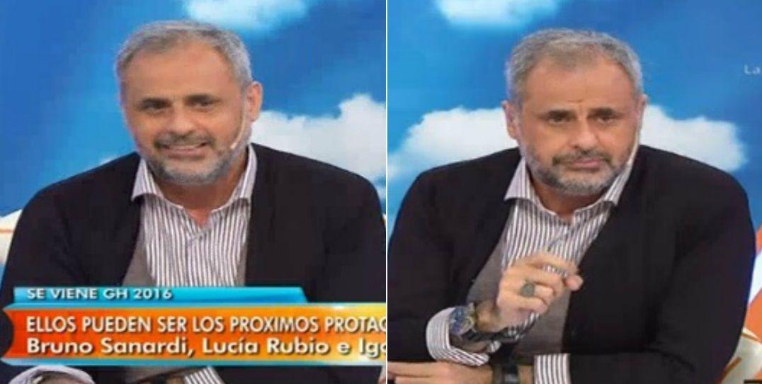 Jorge Rial vs Infama: irónicos mensajes y ninguneo sobre su conducción en Gran Hermano