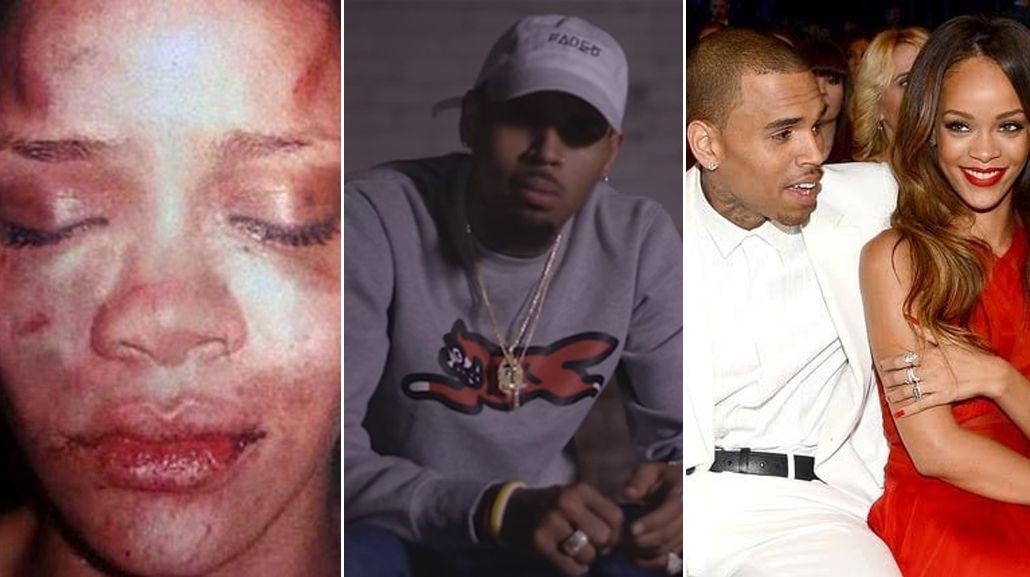 Cris Brown rompió el silencio sobre la brutal golpiza a Rihanna, por la que estuvo preso