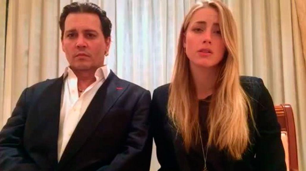 Polémico video de Johnny Depp y su esposa que causa indignación en las redes