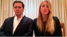 El video de Johnny Depp y su esposa que causa indignación en las redes