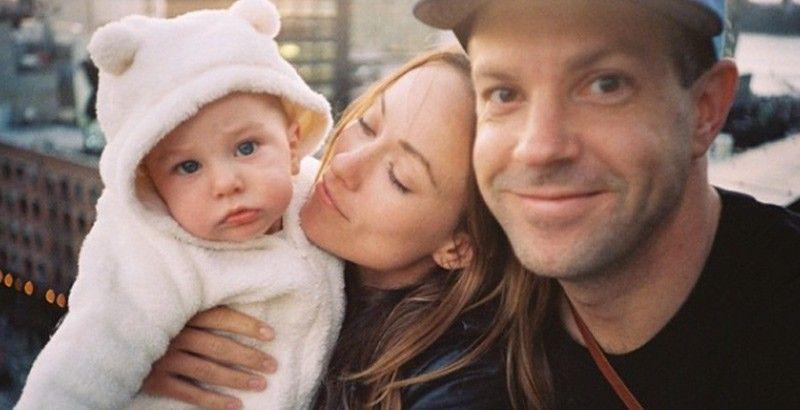 Olivia Wilde está embarazada nuevamente y lo anunció de la manera más dulce con su hijo de dos años