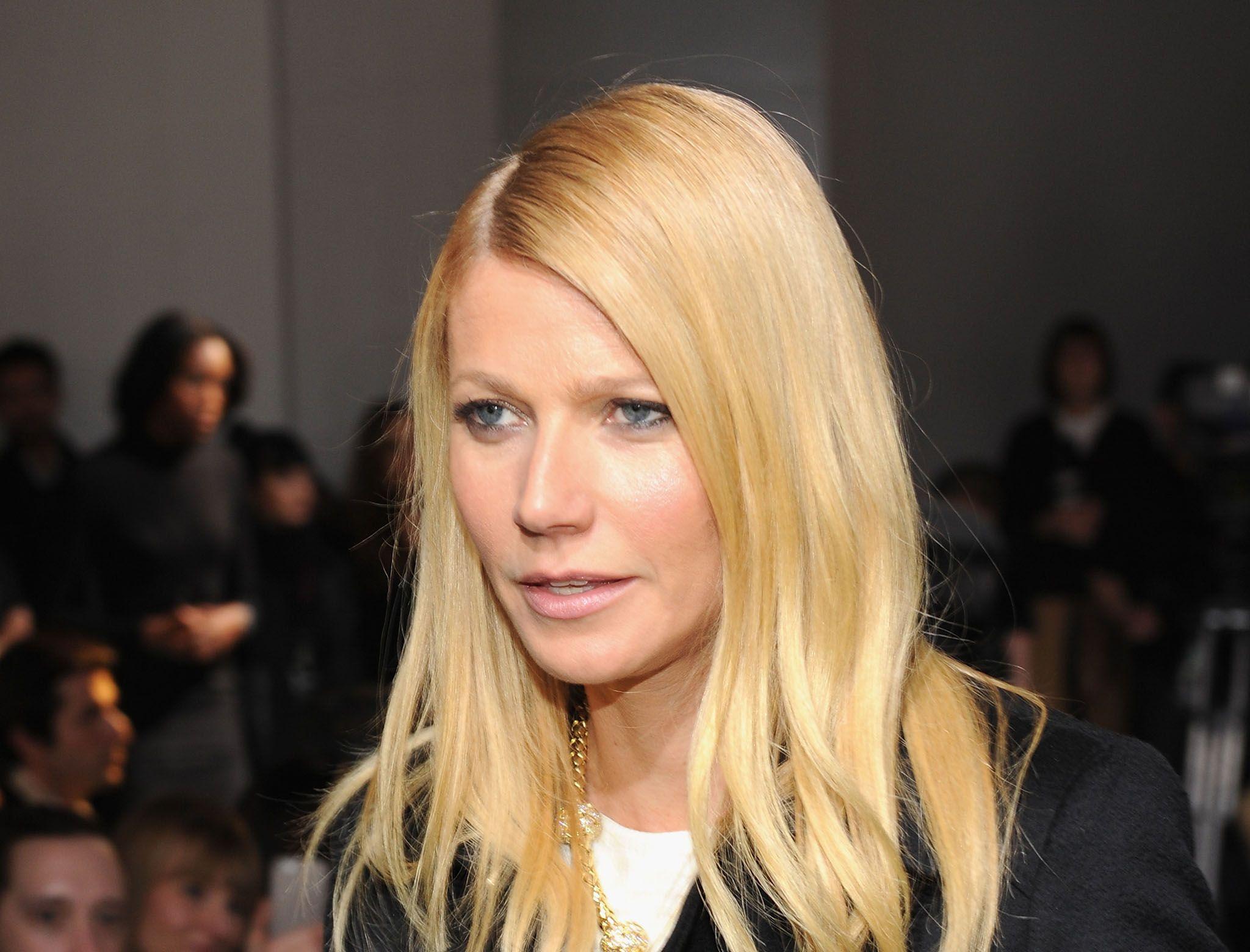 El exótico secreto de belleza de Gwyneth Paltrow