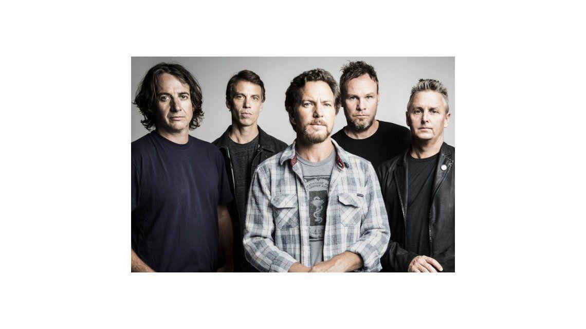 Pearl Jam canceló un concierto en Estados Unidos por una Ley homofóbica