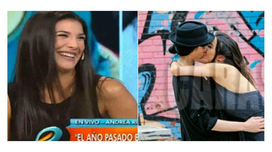 La confesión sexual de Andrea Rincón que hizo estallar de risa al panel de Intrusos: No soy lesbiana, le doy a lo que venga