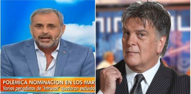 Jorge Rial hizo un descargo contra los Martín Fierro y advirtió a Luis Ventura: Cuidate porque están apostado a que te vaya mal
