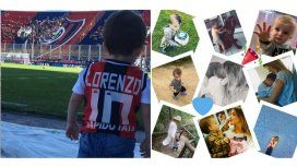 Lorenzo cumplió dos años: los emotivos mensajes de Marcelo Tinelli y Valdes