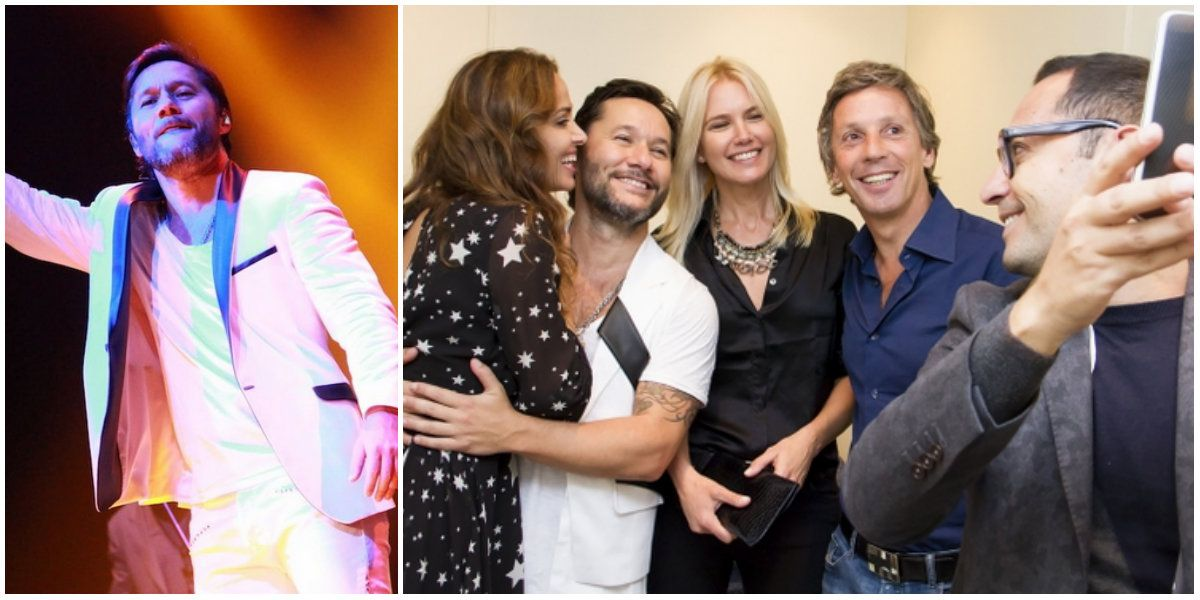 Diego Torres tocó nuevamente en Argentina: las fotos de sus shows en el Gran Rex
