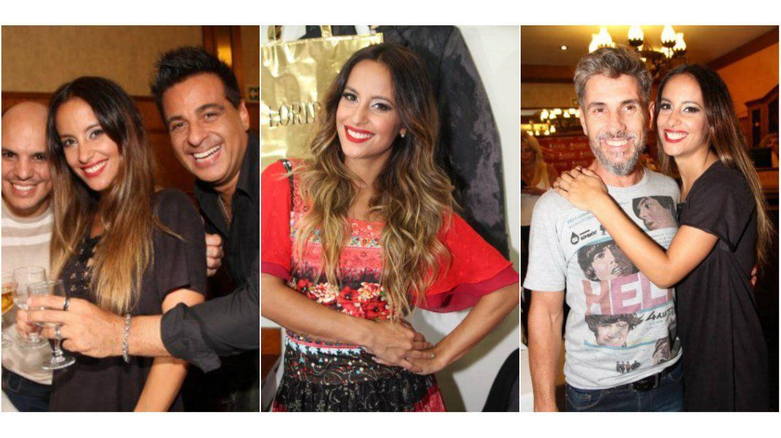 Lourdes Sánchez y Marcelo Iripino debutaron en Bien Argentino: mirá las fotos
