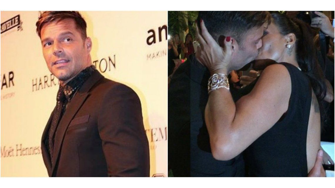 Video: Ricky Martin besó a una fan por ¡90 mil dólares!
