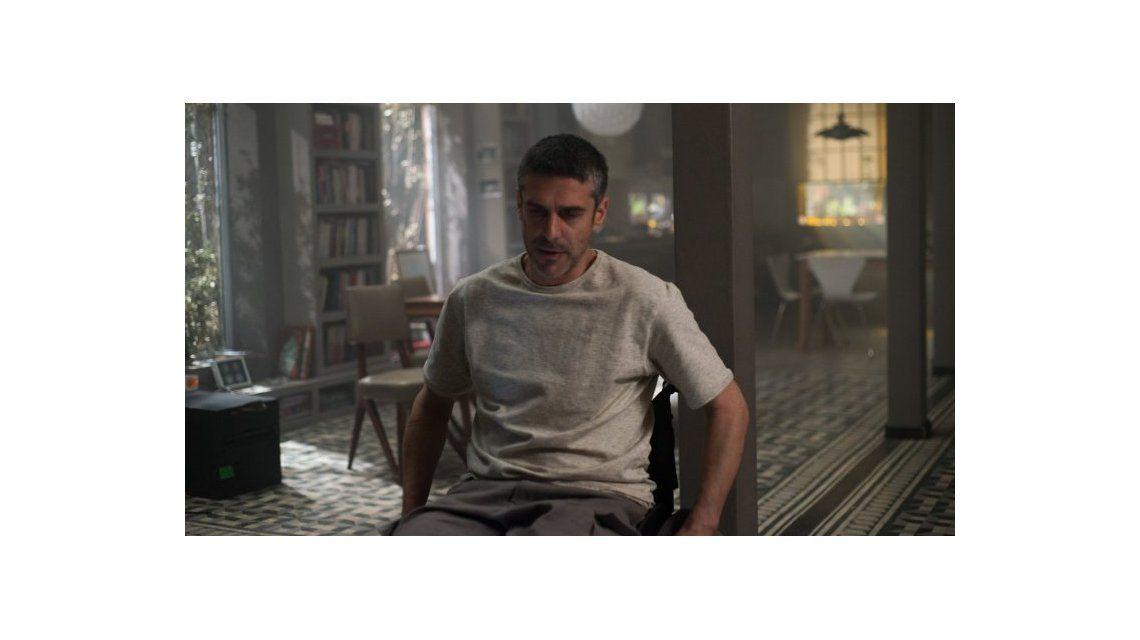 Leo Sbaraglia, en sillas de ruedas para una película: todos los detalles