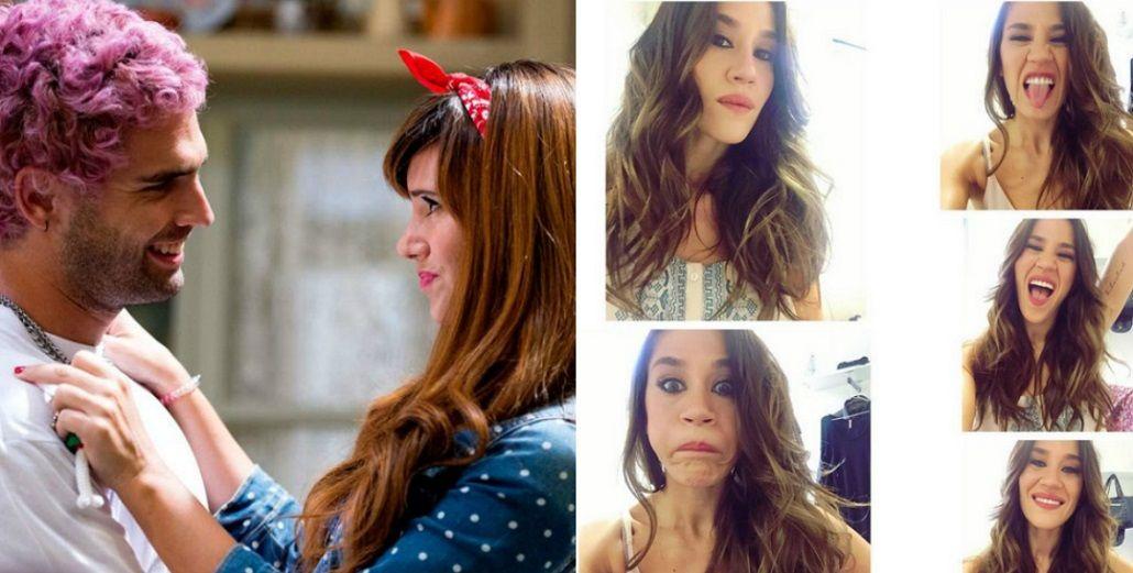 Jimena Barón comenzó a grabar Educando a Nina: cómo será su personaje