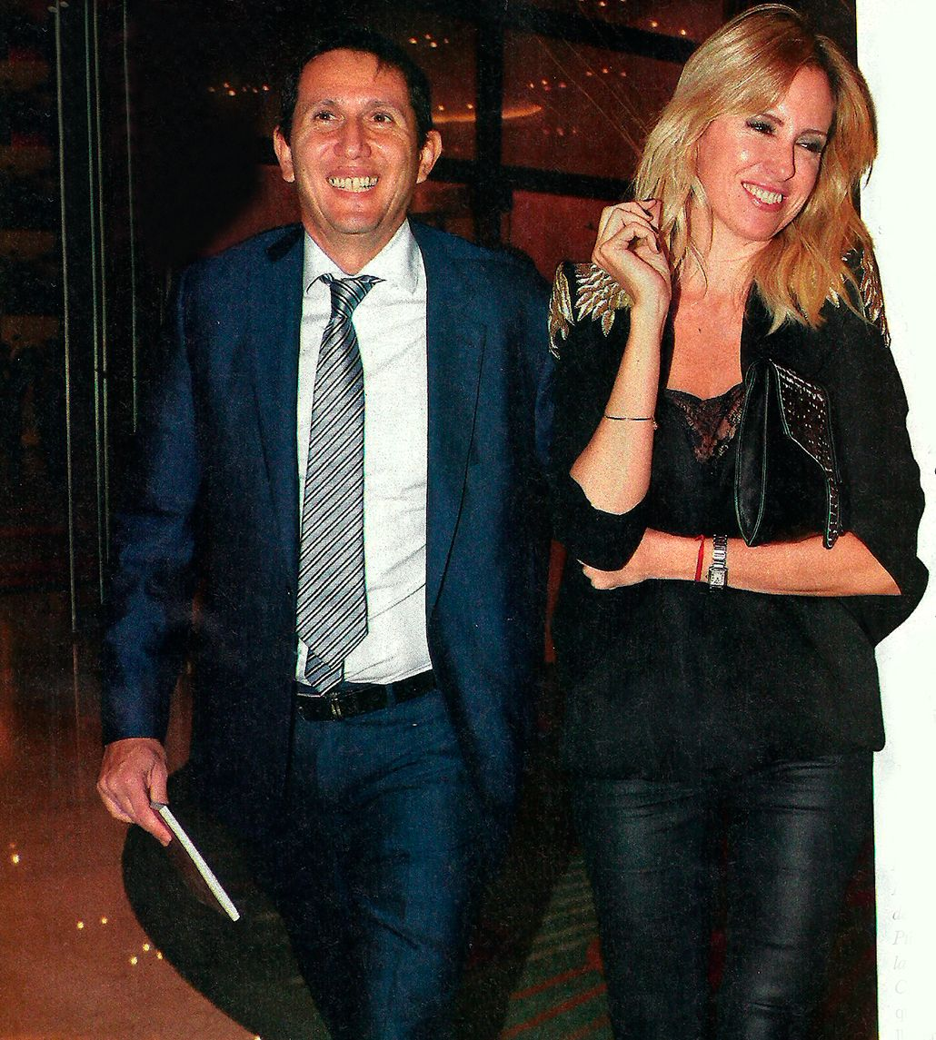 Juan Pablo Varsky presentó a su nueva novia, Lala Bruzoni