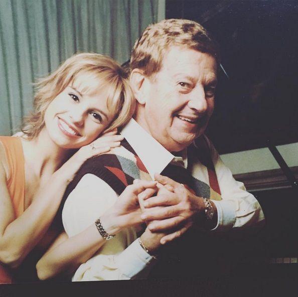 La foto vintage de Mariana Fabbiani y Mariano Mores: Guardaré cada palabra en mi corazón