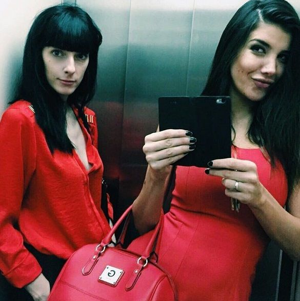 Andrea Rincón se separó de Lara Pedrosa: Estoy en un momento de producir