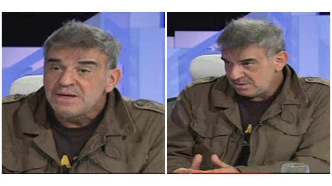 Miguel Ángel Rodríguez contó cuáles son sus cómicos preferidos y con quién se identifica