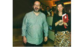 Gerardo Rozín, de novio con la locutora de Morfi, todos a la mesa: las fotos