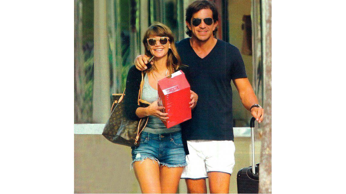 Amalia Granata va por más con el ex de Soledad Solaro: Con Leo funcionamos muy bien en la cama