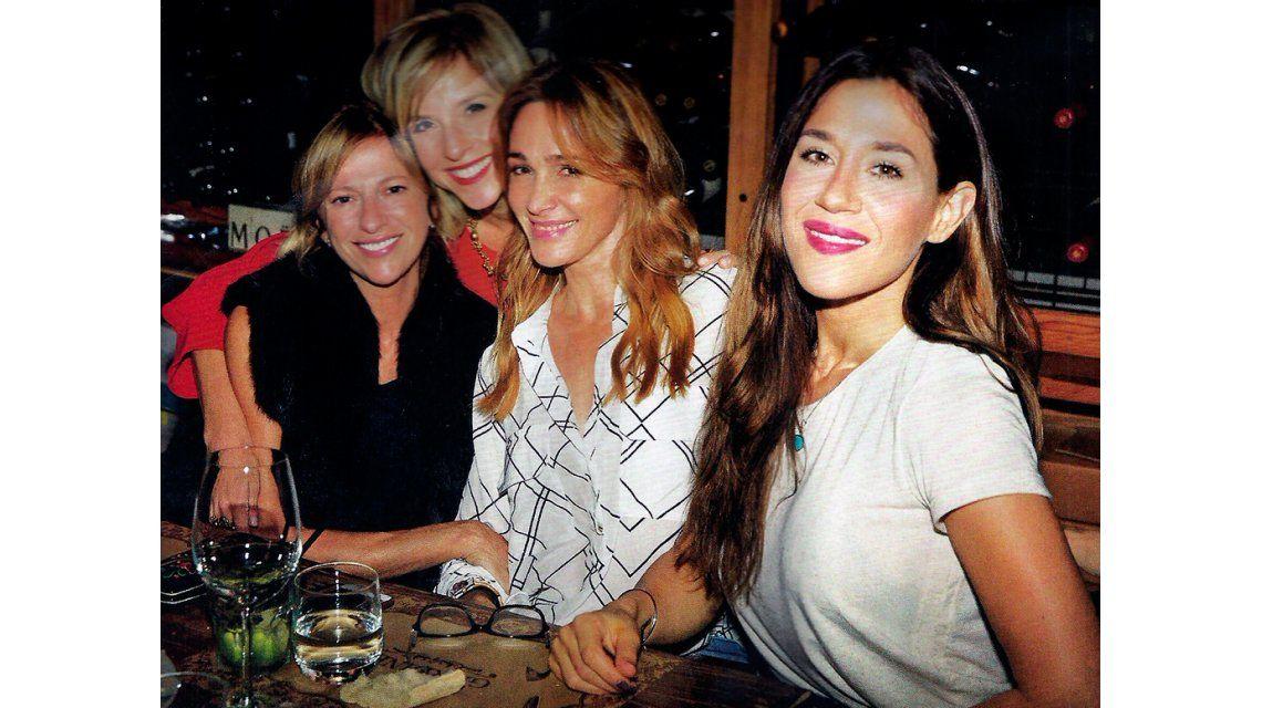 Noche de chicas: Carla Peterson festejó su cumpleaños con Vero Lozano, Isabel Macedo, Jimena Barón ¡y más!