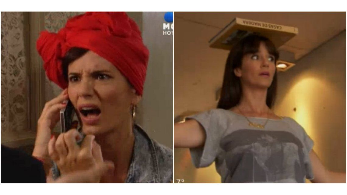 Empezaron a educar a Nina: desopilantes escenas de Siciliani tratando de imitar a su doble