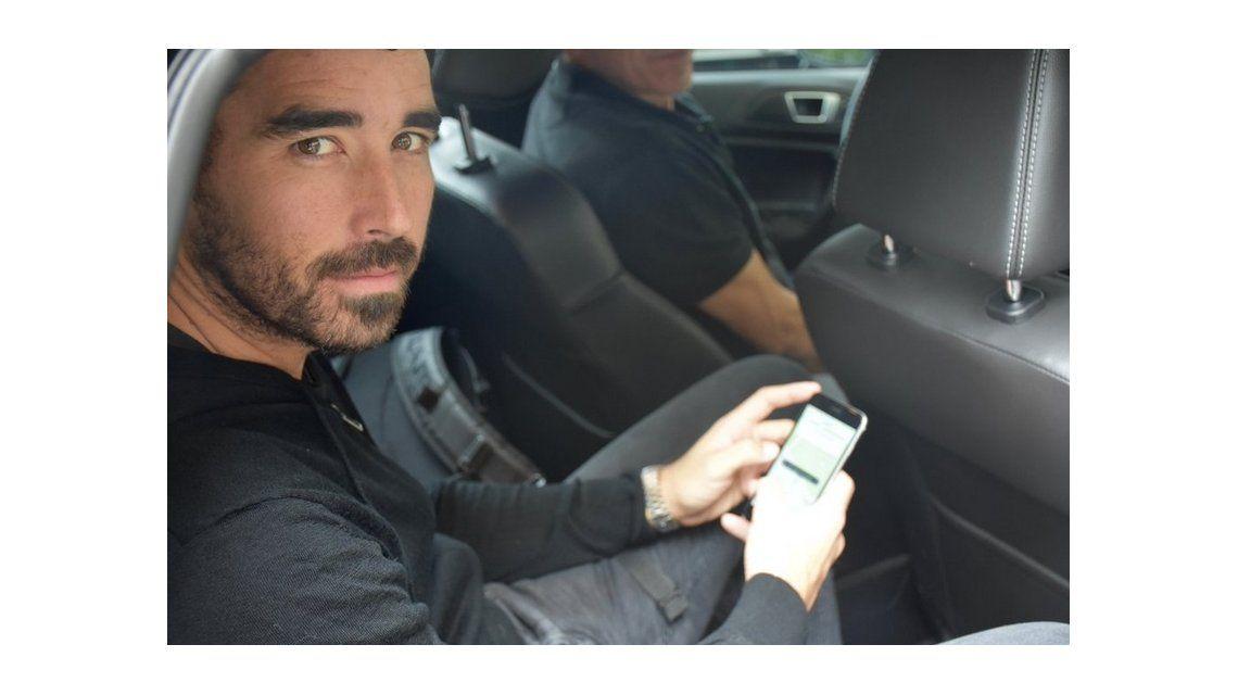 Nacho Viale, el primer pasajero de Uber en Argentina: Estuvo espectacular