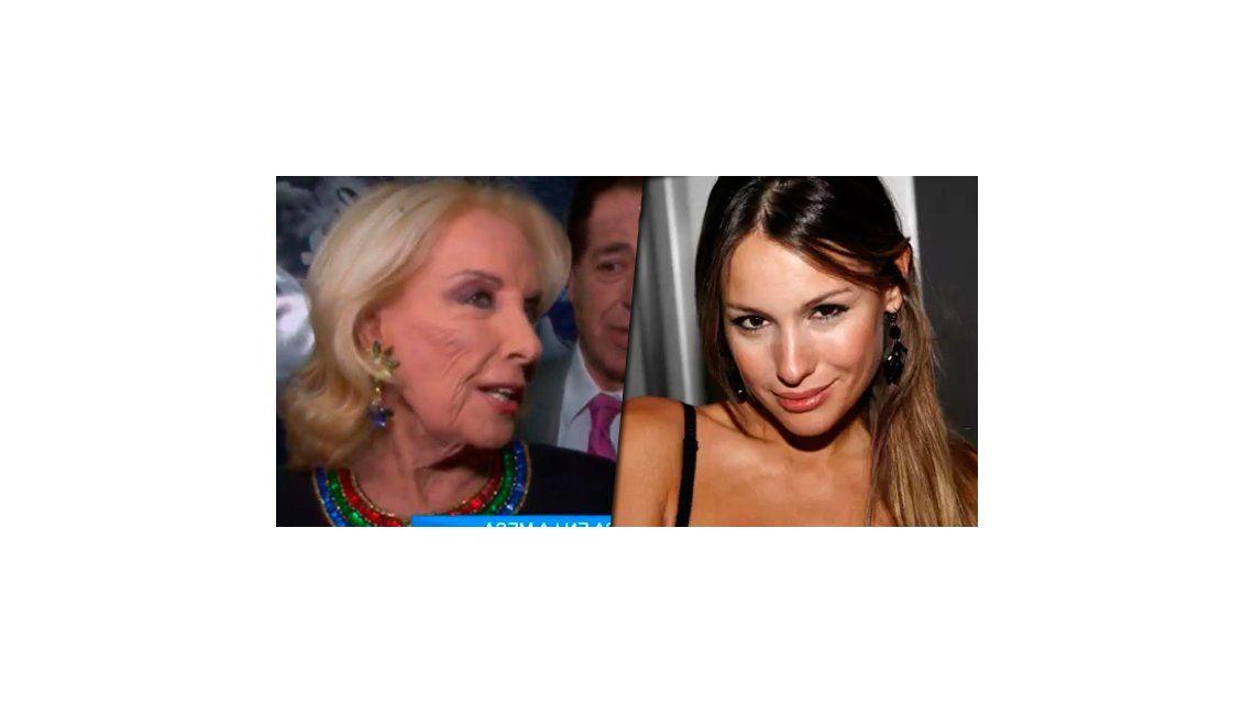 Mirtha Legrand le reclamó a Pampita: No sé por qué no quiere venir a mi programa