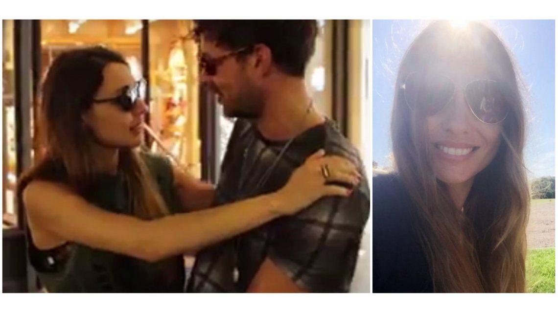 Amiga gamba: Pampita llamó por teléfono a una mujer que enamoró a Chano