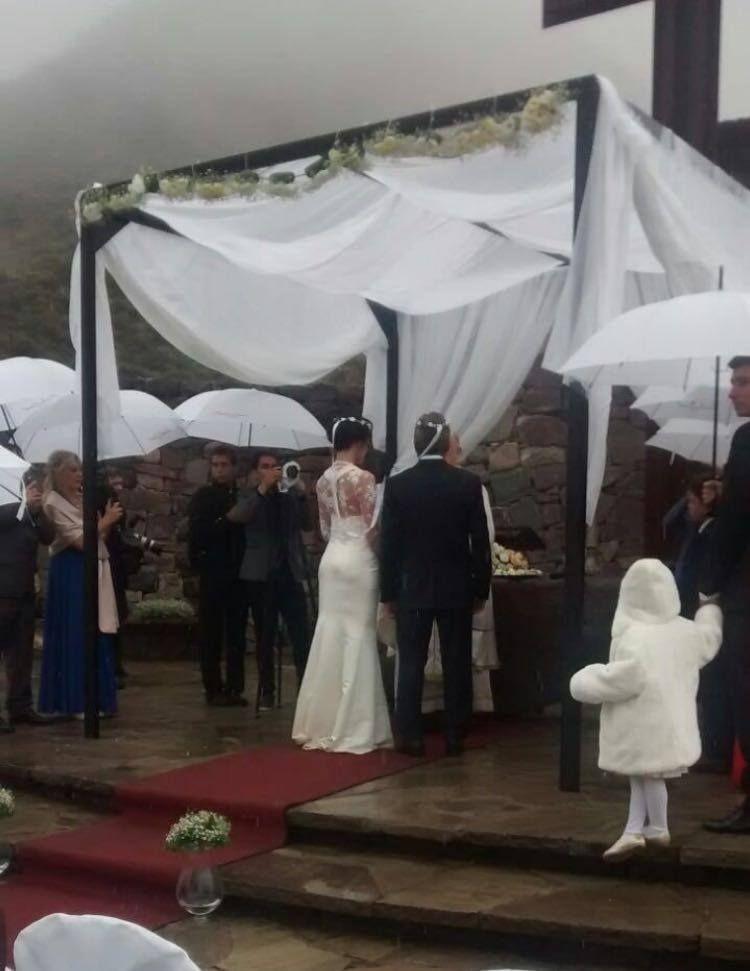 ¡Viva el amor, viva los novios! Pamela David y Daniel Vila se casaron: todas las fotos