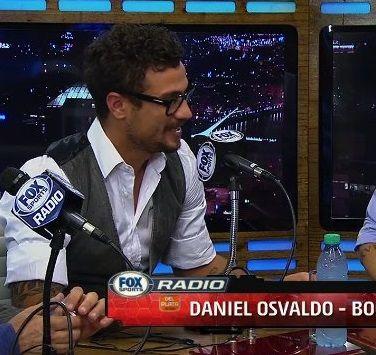 Ataques de pánico superados, chistes y declaración de amor en vivo: las mejores frases de Daniel Osvaldo