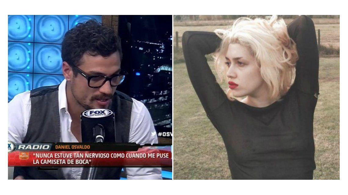 Daniel Osvaldo, crítico con su noviazgo con Militta Bora: No estaba equilibrado; estaba en cualquiera