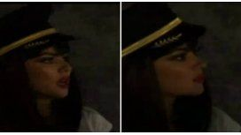 Karina Jelinek: No tengo la cara hecha; solo las lolas, ¿querés tocar?
