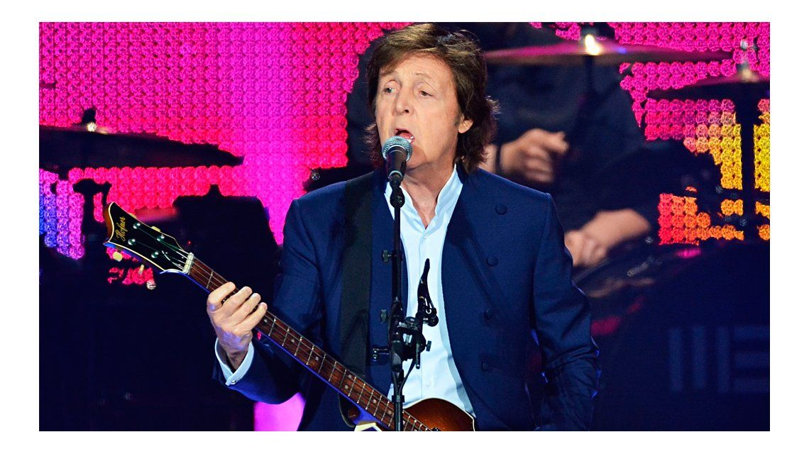 Empezó la venta general de entradas para los shows de Paul McCartney en Argentina