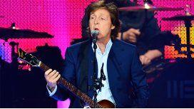 En Córdoba ya hicieron el cuarteto de Paul McCartney