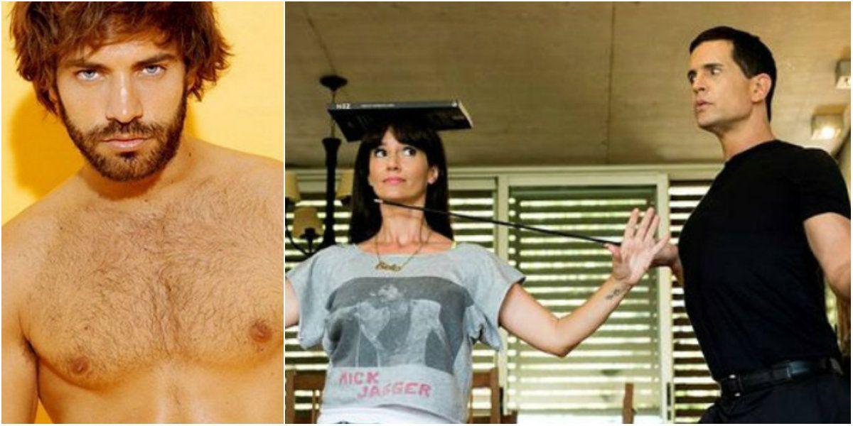 Benjamín Alfonso, del desnudo total a pareja de Diego Ramos en Educando a Nina