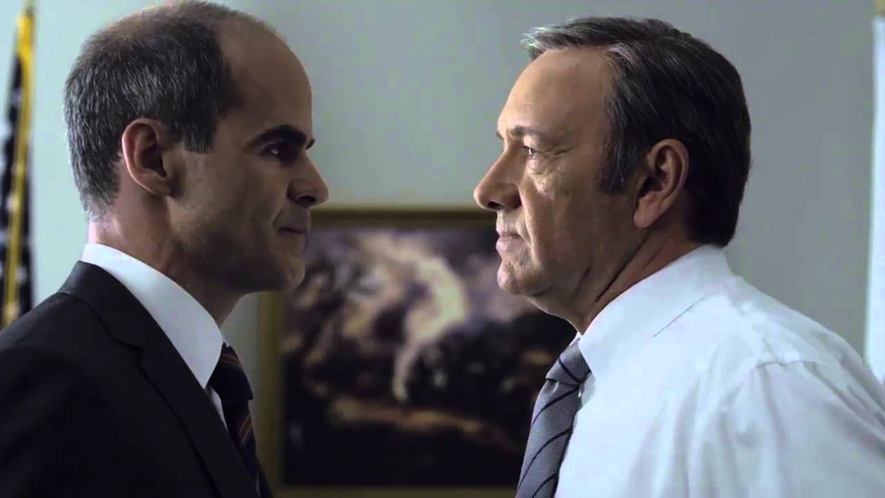 RatingCero.com a solas con Michael Kelly, protagonista de House of Cards