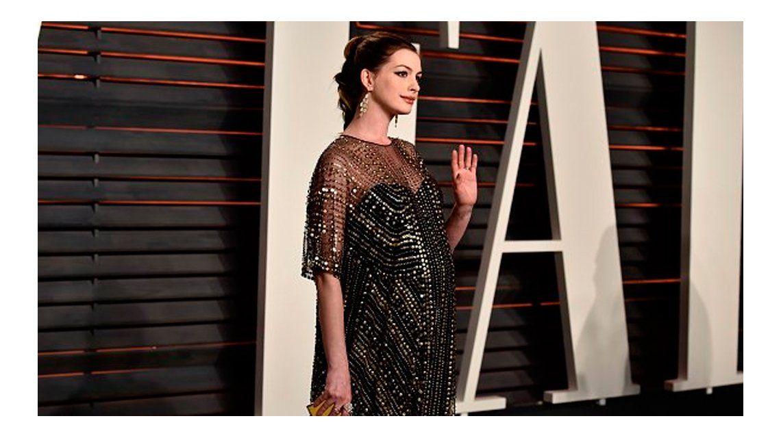 ¡Felicidades! Anne Hathaway fue mamá por primera vez: tuvo un varón