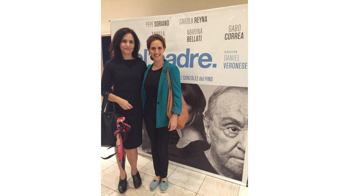 Romance blanqueado: Miguel Ángel Rodríguez y Sabrina Carballo fueron juntos a ver a Pepe Soriano