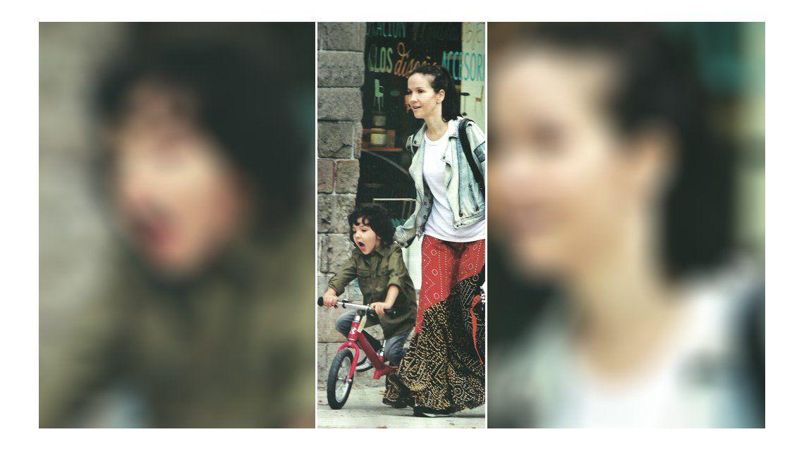 ¿Cambio de look? El nuevo costado hippie de Natalia Oreiro
