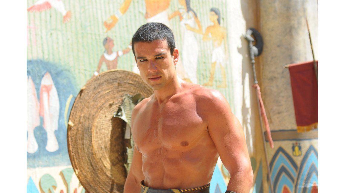 Conocé a Sérgio Marone, el protagonista hot de Moisés y los 10 mandamientos