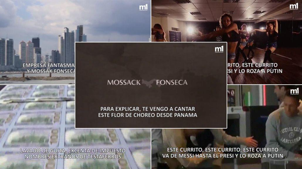 Este currito, el divertido reggaetón sobre el Panamá Papers