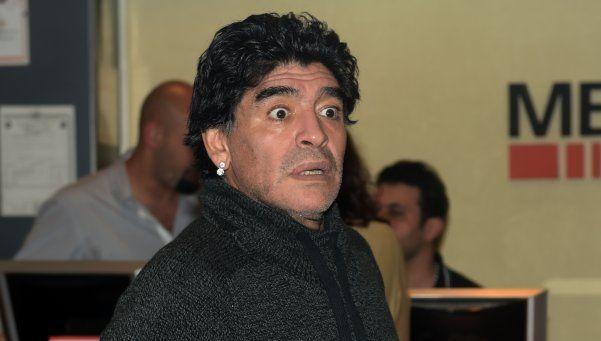 Retontín, los huevos rotos y el tapado de la Claudia: las picantes frases de Maradona