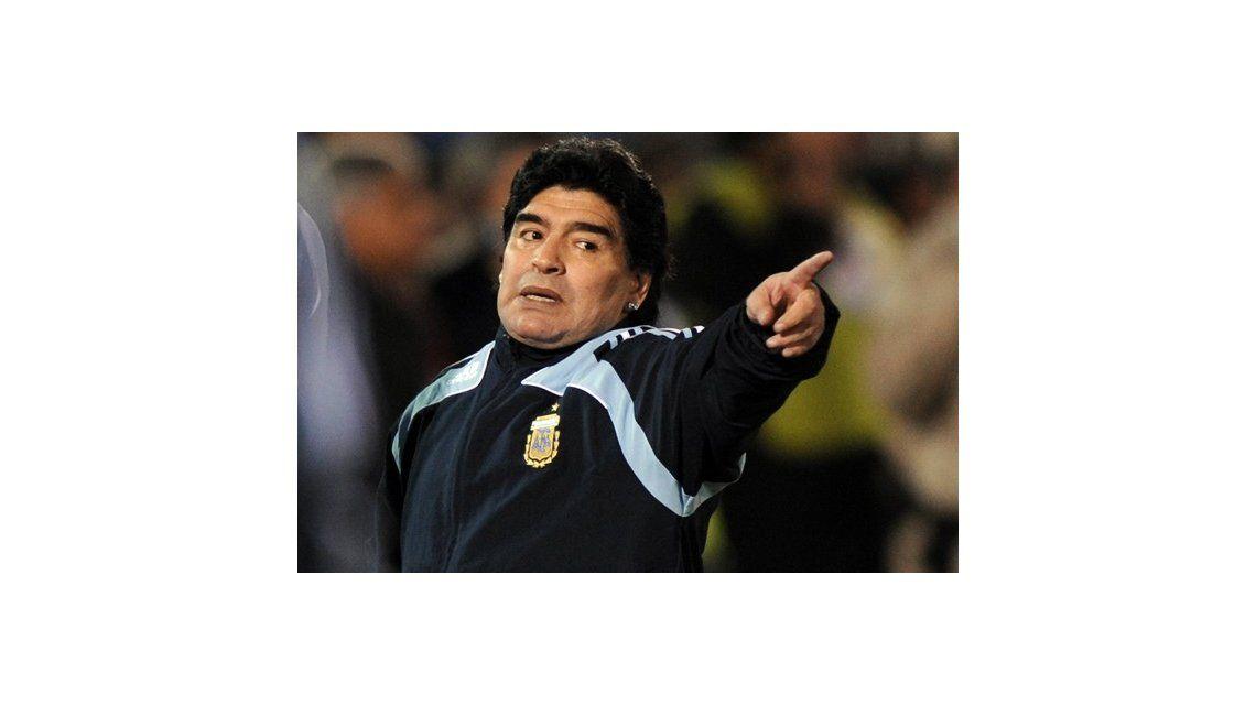 El abogado de Diego Maradona en Miami negó que Claudia Villafañe haya ganado la causa: Sigue investigada