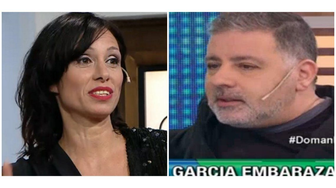 Érica García, furiosa, luego de que Fabián Doman estuviera en TV: ¿mensajes para él?