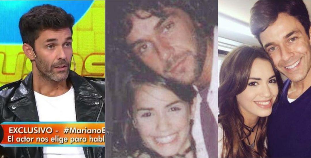 La historia detrás de la foto vintage de Mariano Martínez y Lali Espósito: Era una nena que le gustaba un chico más grande