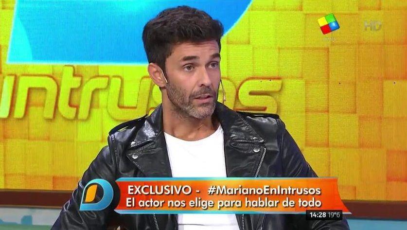 #MarianoEnIntrusos: mirás las frases más destacadas de la entrevista